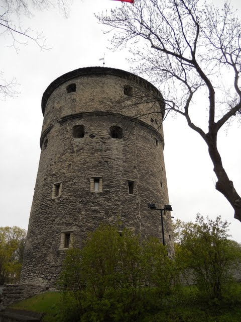 Kiek in de Kök fortification in Tallinn, Estonia