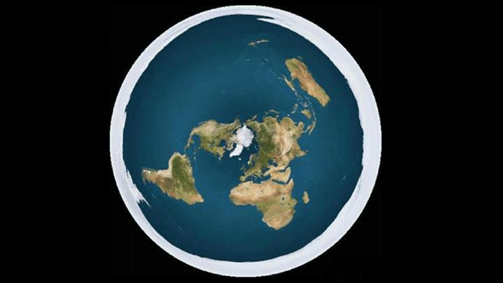 Heboh! Konferensi Bumi Datar Pertama Digelar di Amerika Serikat