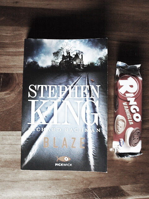 Blaze di Stephen King Richard Bachman