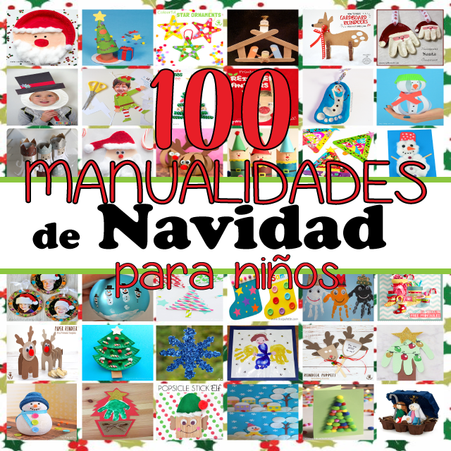 Arboles Para Decorar Aulas.100 Manualidades De Navidad Para Ninos Mundo De Rukkia