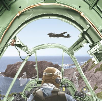 Aljezur recorda combate aéreo da Segunda Guerra Mundial