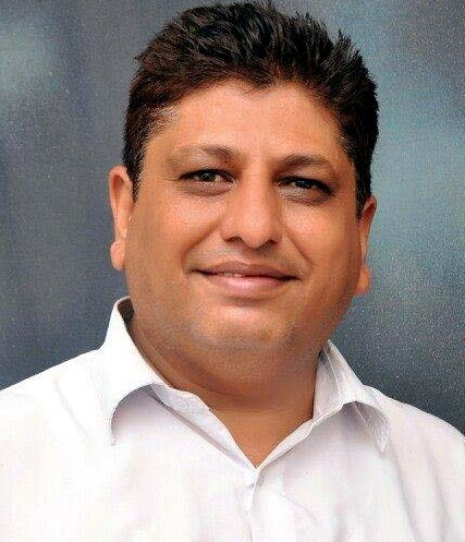 Congress leader Aneshpal wrote letter to the chairman and chief secretary of the power department,