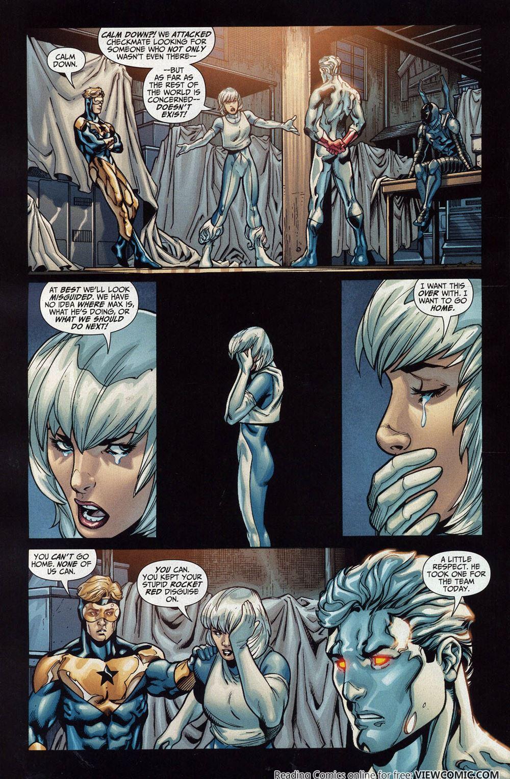 Justice League – Generation Lost 008 (2010) | Viewcomic