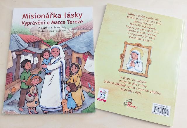 Misionářka lásky - Matka Tereza pro děti