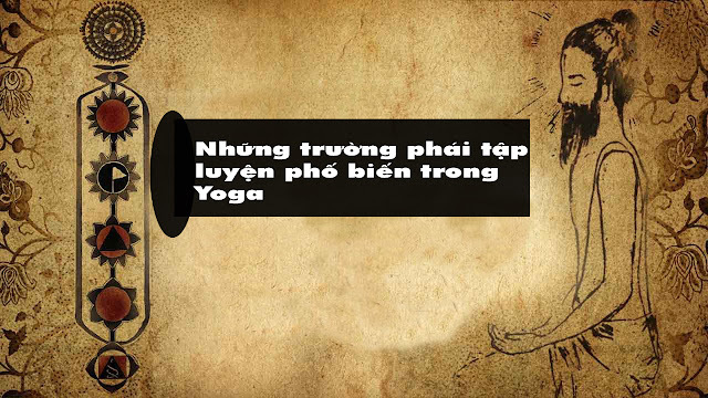 Trường phái tập luyện phổ biến trong Yoga hiện đại