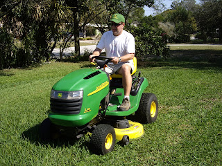 lawn mower class action