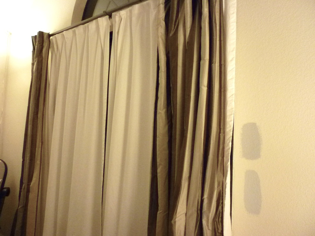 Ceiling Mount Shower Curtain Rod Clawfoot Tub Track Rods Mounted Bed Curtains