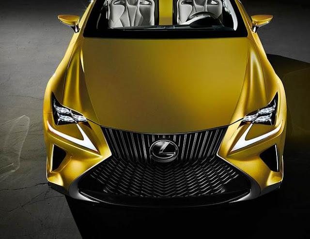 2017 Lexus LF-C2 Convertible Review