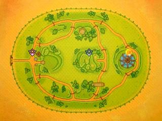Nintendo 3DS Ever Oasis, Nintendo RPG games, video games for kids