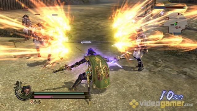 Samurai Warriors 2 PC Game Download Gameplay