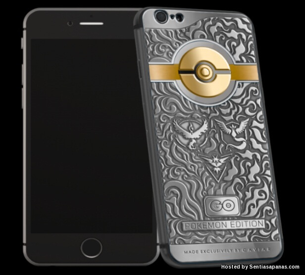 iPhone 6S Pokemon GO Edition