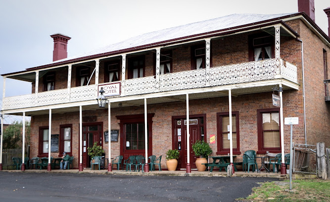 Hill End Town Royal Hotel NSW Australia