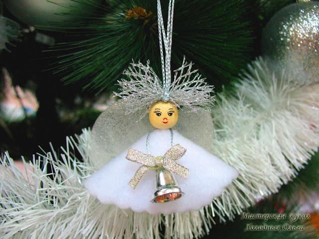 Рождественский Ангелочек6