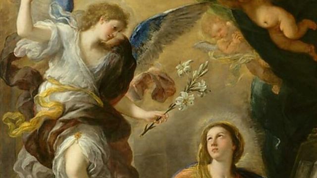 Total Consagração à Santíssima Virgem Maria 25 de Março Encarnação do Verbo