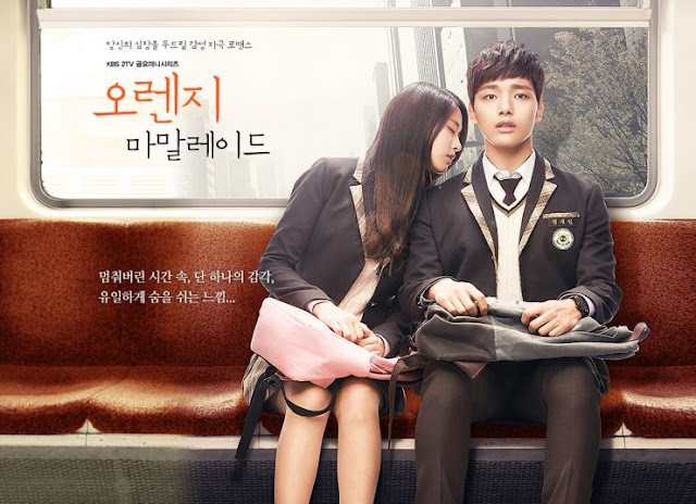 Download Drama Korea Orange Marmalade Batch Subtitle Indonesia