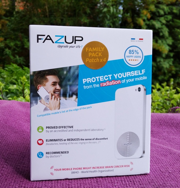 Gadget Explained: Fazup Scientifically Proven EMF Protection