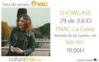 Concierto de Lara Morello en Fnac La Gavia