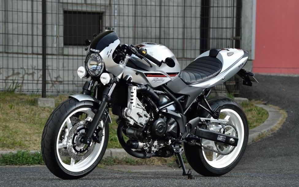 Suzuki Sv Mc