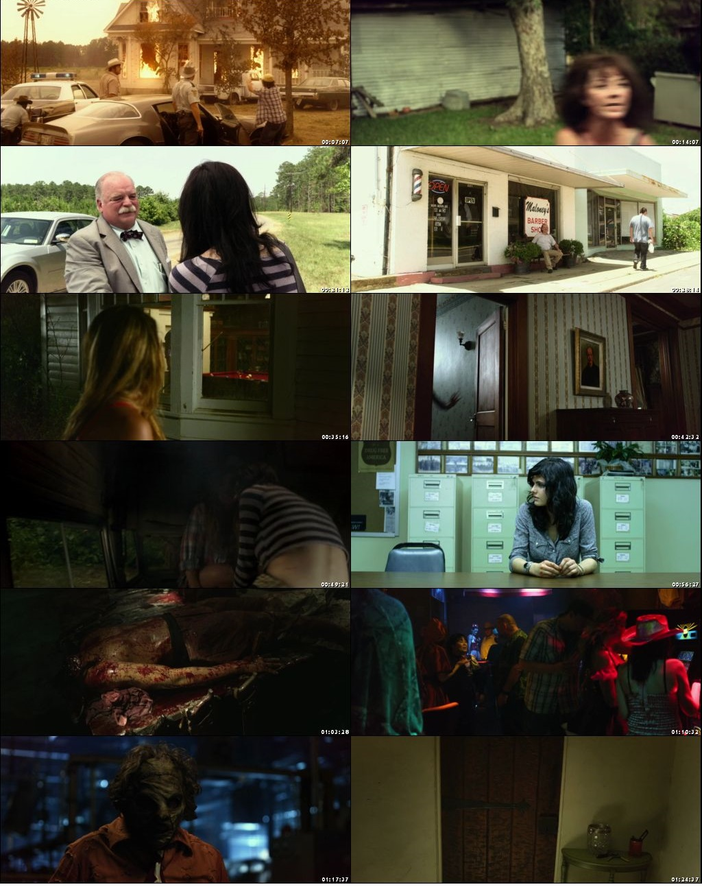 Texas Chainsaw (2013) Dual Audio Hindi 300MB BluRay 480p x264 ESubs 2