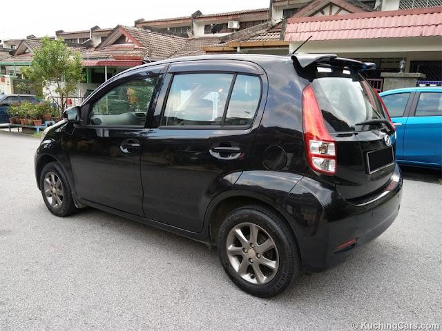 Perodua Myvi Lagi Best