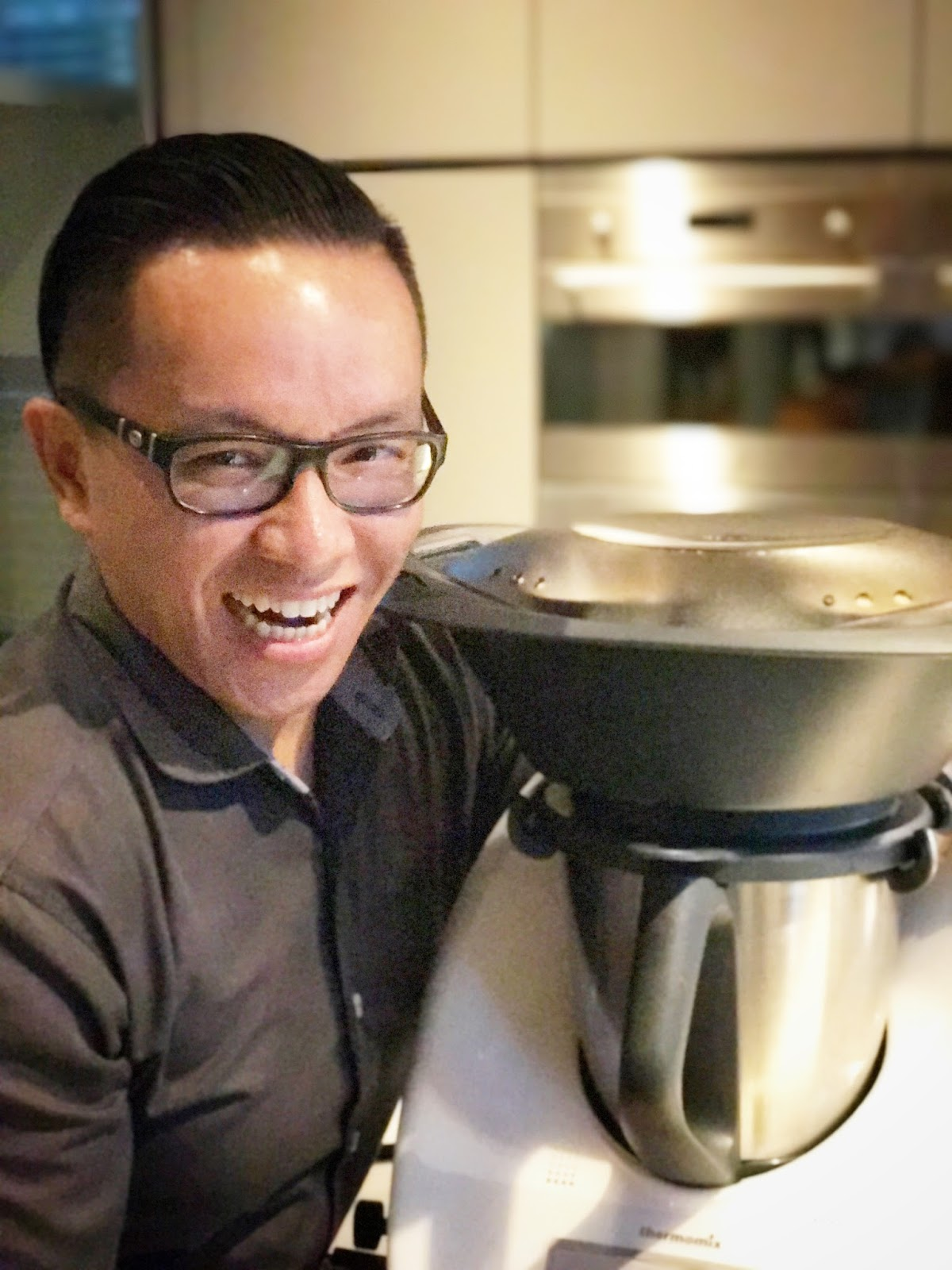 Cooking With Olivia, Olivia Tan, JC Lim, Thermomix Malaysia, Thermomix TM5, Vorwerk, cooking, Eat Healthy, healthy cooking, world's smallest kitchen, culinary,