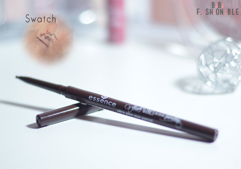essence happy girls are pretty ultra slim eye pencil inkl Swatches