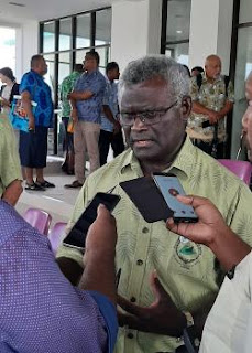 Nauru outlines benefits of sticking with Taiwan, as Solomon Islands considers a switch