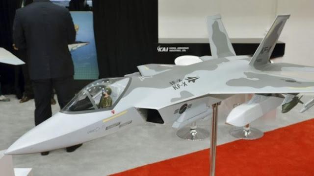 5 Tahun Lagi Indonesia Andalkan Pesawat Tempur KFX