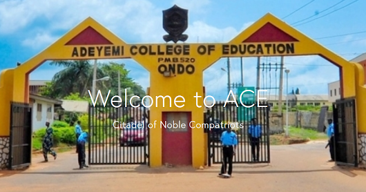 ACEONDO Teaching Practice Fee Payment Guidelines 2018/2019