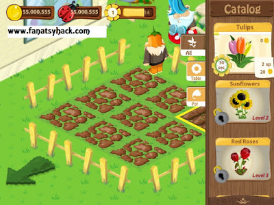 Download Free Flower City Game Hack (All Versions) 100% Working and Tested for IOS