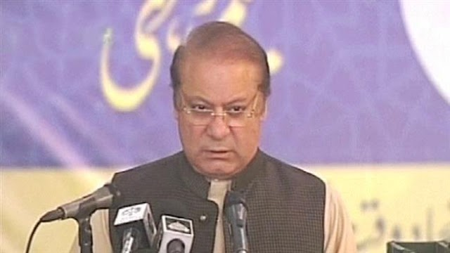 Pakistan's Prime Minister Nawaz Sharif seeks help from clerics in fight against terror