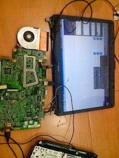 Toshiba L40 Mati Total (Matot)