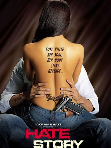 Hate Story (2012) Movie Poster