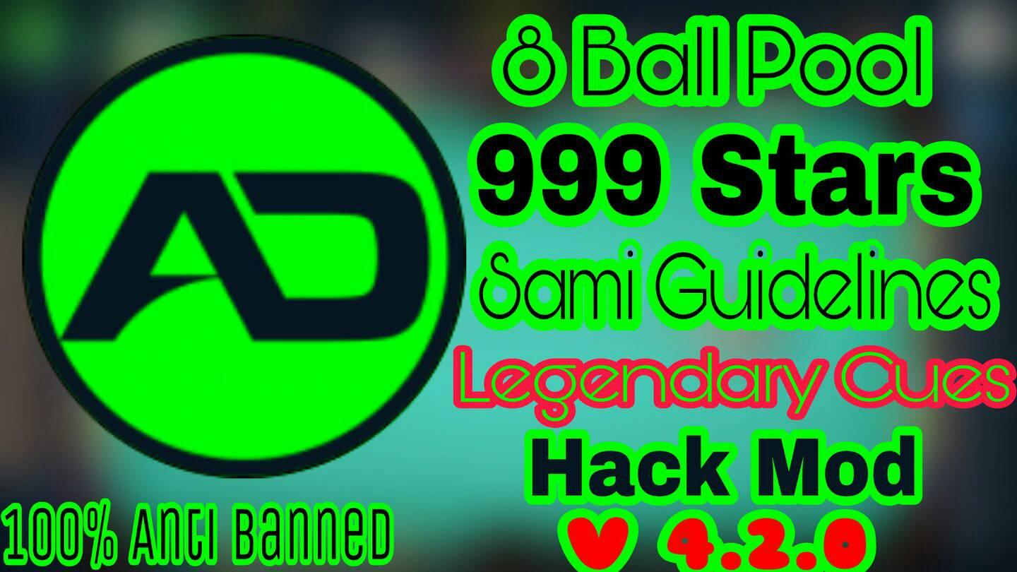 8 Ball Pool Unlimited Cash Hack Mod | Version 4 2 0