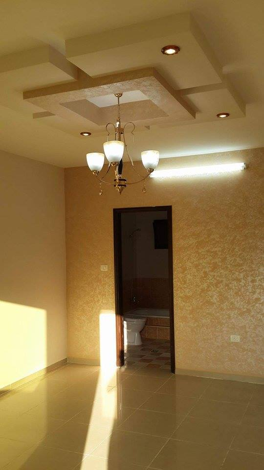 False Ceiling Designs For Small Rooms: 20 Wonderful Gypsum Ceiling Ideas For Hanging Chandelier