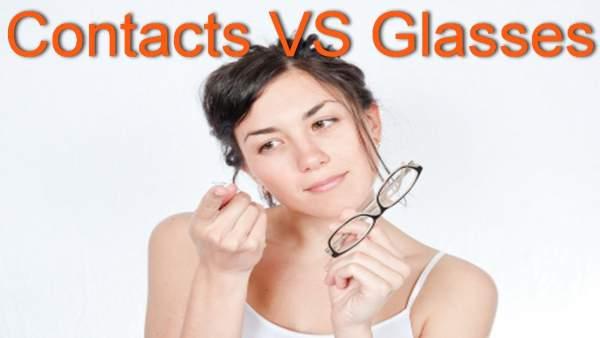 Keuntungan dan kerugian lensa kontak vs kacamata