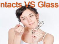 Keuntungan dan Kerugian Lensa Kontak vs Kacamata, Pilih Mana ?