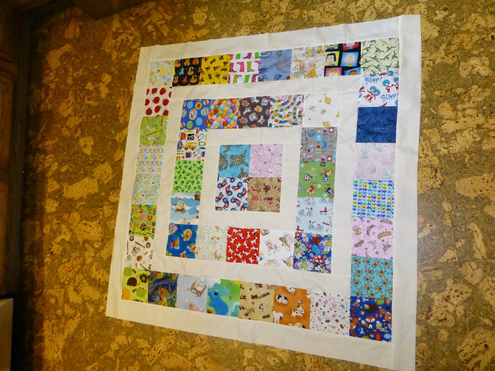 I Must Be Off My Bobbin Dee Dee Quilts Project Linus