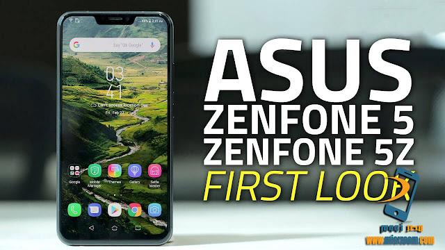 سعر ومواصفات هاتف Asus Zenfone 5 ZE620KL بالصور