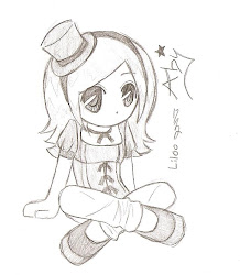 chibi drawings anime easy draw drawing sketches sketch characters simple manga step aby liloo designyourway source