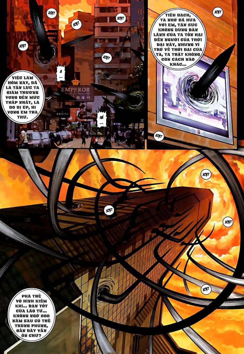 Ôn Thuỵ An Quần Hiệp Truyện Phần 2 chapter 3 trang 13