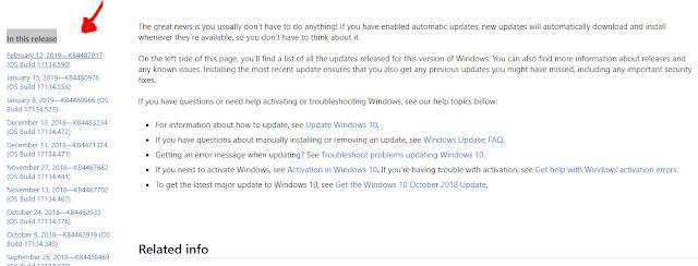 Cara update Windows Update secara Offline tanpa perlu Install Ulang