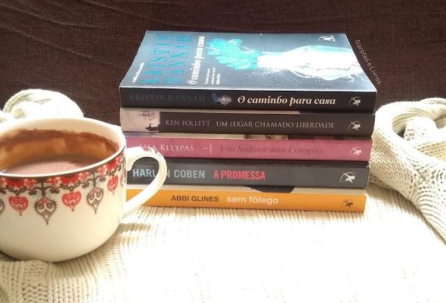 livros de natal presente