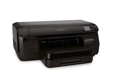 Wireless Photo Printer alongside Mobile Printing HP Officejet 8100 Driver Downloads