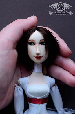 ADdoll_Anna_Max_4. Анна и Макс. Портретные куклы-болтушки.