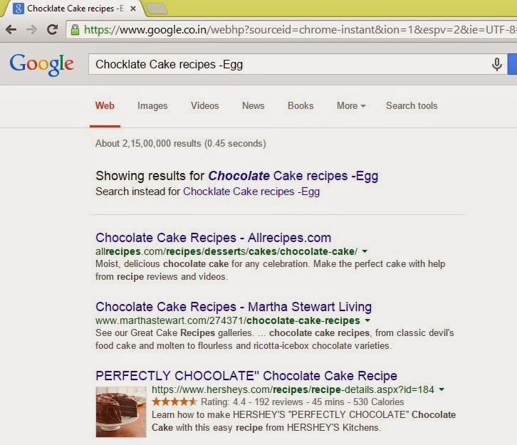 8 Amazing Google Hacks | ShareInfo - Sharing is Gaining