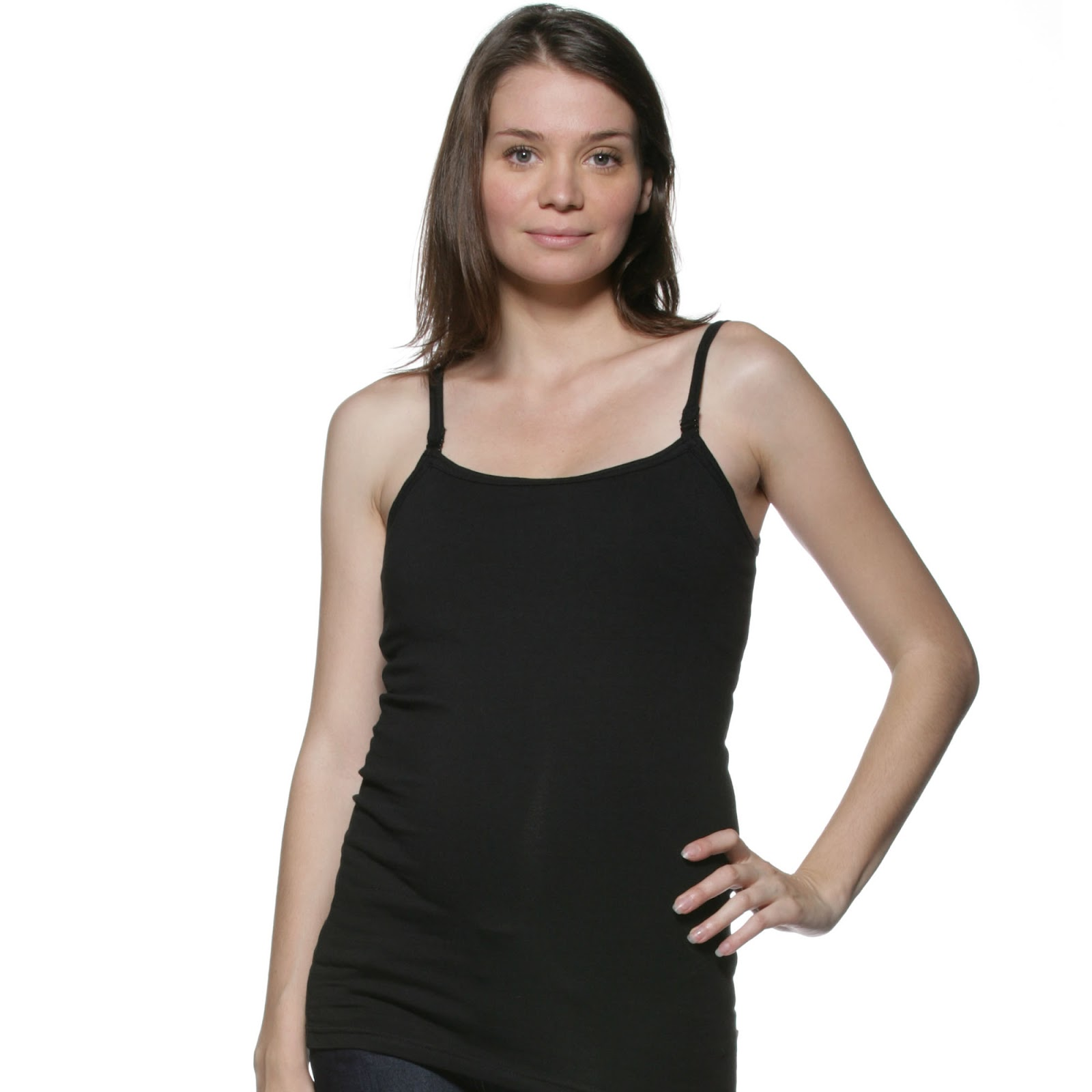 49eeceef00 I received the Glamourmom Nursing Bra Long Tank to try out! I own the  Glamourmom Maternity Tank and I loved how supportive it was throughout my  pregnancy!