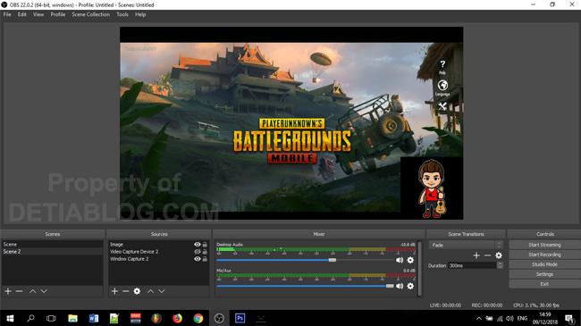 Software PC untuk Melakukan Streaming Gratis