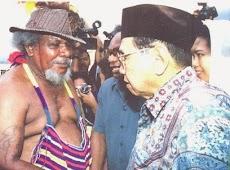 Inilah Alasan Gus Dur Ubah Nama Irian Jaya Menjadi Papua