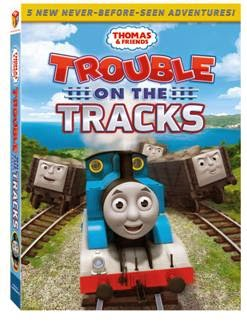 Enter the Thomas & Friends: Trouble on the Tracks: Giveaway